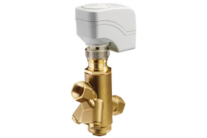 Pressure-Independent Control Valves