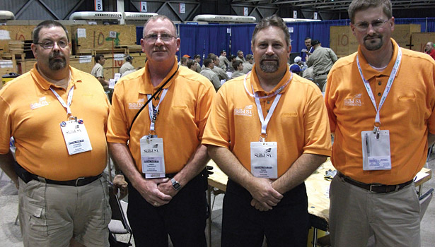 HVACR National Education Team for SkillsUSA