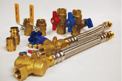 Valves, Fan Coil Kits