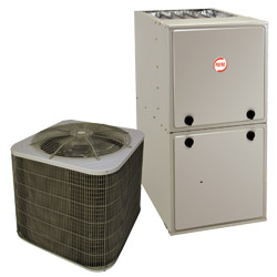 A/C Unit, Heat Pump, Furnaces, Fan Coil