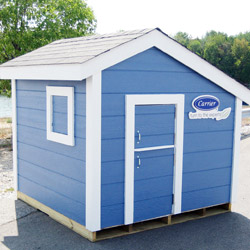 Carrier's 'Cool' Playhouse