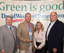 Rheem receives Partners of Choice award