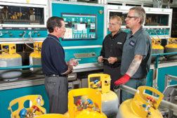 Airgas refrigerant reclamation