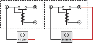 current relay wiring diagram bookmark about wiring diagram Current Sensing Relay Schematic