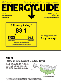 Ftc Reveals Altered Energy Guide Labels 2012 09 03