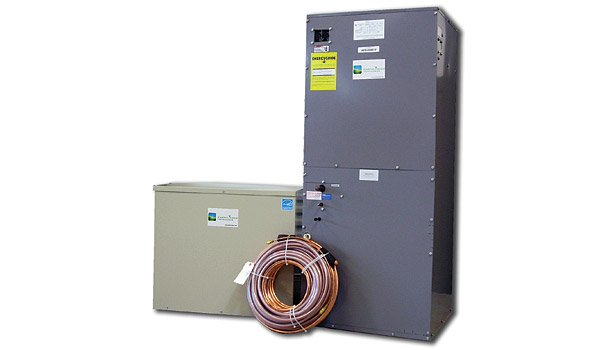 EarthLinked Geothermal Space Heating & Cooling SC, SW, and SD direct geoexchange split system heat pump