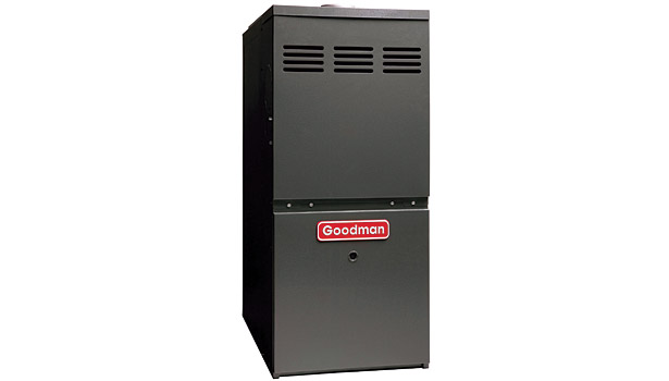 Goodman GMVC8 gas furnace