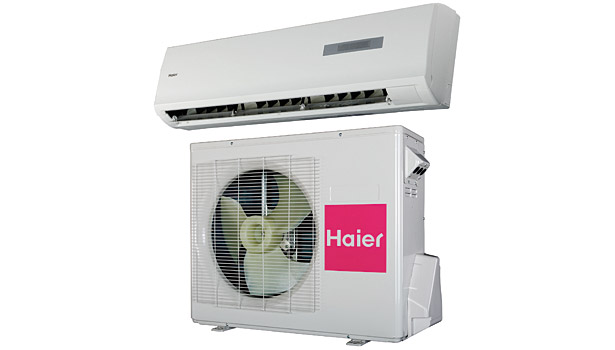 Haier HSU12VHG(DB)-W/G ductless split heat pump