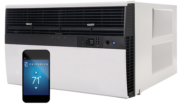 Friedrich Kuhl YL24N35 commercial-grade room heat pump