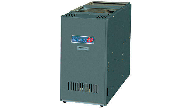 Century Patriot 80 OL-B Series oil furnace
