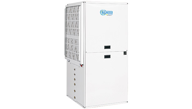 TETCO ES4 Series TCT geothermal package combination unit