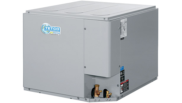 TETCO ES4-R Series TRT geothermal outdoor split unit