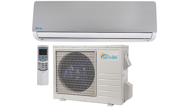 Senville MS9A-12HRDN1-BS0W mini-split air conditioner and heat pump