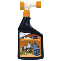 outdoor coil cleaner