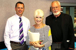Diane Rehm welcomes Steve Yurek and Durwood Zaelke
