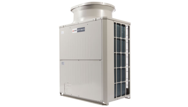 split system with heat recovery
