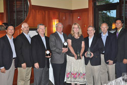 2011 Partners in Excellence and Quality (PEAQ) award winners