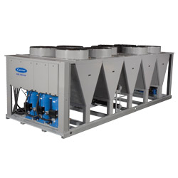 commercial air-cooled scroll chillers