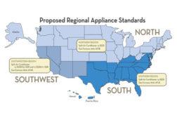Regional Standards Map