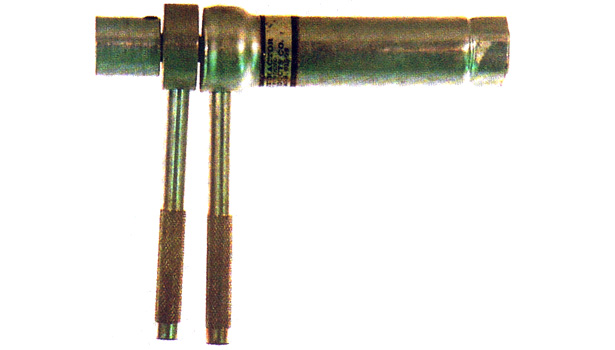 oil burner nozzle wrench