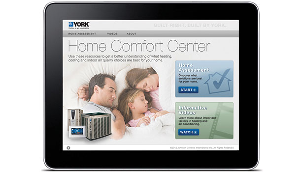 York's Home Comfort Center