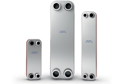 Copper Brazed Heat Exchangers