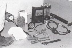 tune-up kit for an oil burner
