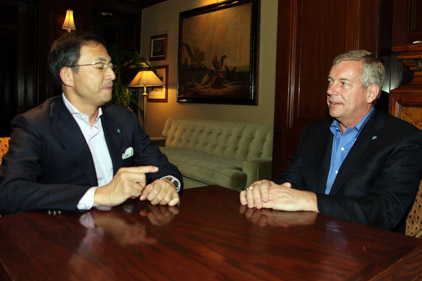 Daikin and Goodman executives talk