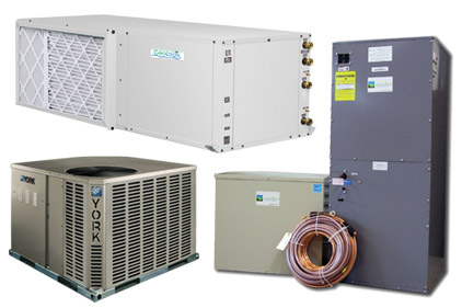 residential and light commercial HVAC products
