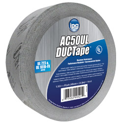 UL/ETL-Certified HVAC Tapes