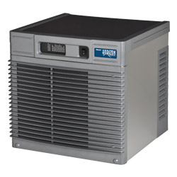 Air- and Water-Cooled Condensing Ice Machines
