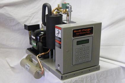 Redi Controls Inc Centrifugal Chiller Purge Unit 2012