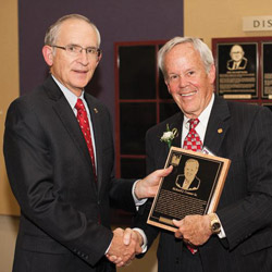 Richard Cramer is inducted into Michigan Construction Hall of Fame