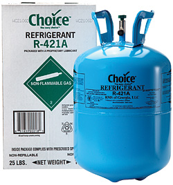 an HFC refrigerant retrofit option