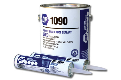 LEED Solvent-Based Duct Sealer
