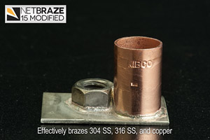 brazing rod and silver solder