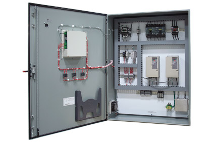 variable-frequency drive control panels