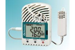 CO2, temp, and humidity data logger