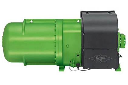 Bitzer-CSV Screw Compressor
