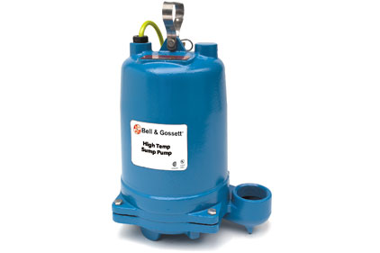 Submersible High Temperature Sump Pump