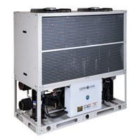 Packaged Air Cooled Modular Chiller