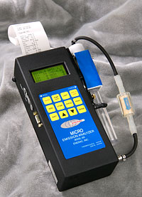 Portable Combustion Analyzer