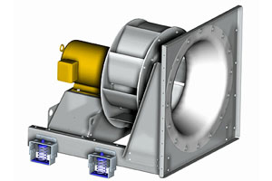 Direct Drive Plenum Fans