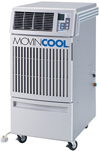 Water-Cooled Portable Air Conditioner