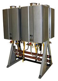Rinnai America Corp Tankless Rack System 2012 12 30