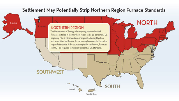 settlement may remove regional furnace standards