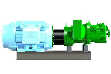Bitzer ammonia screw compressor
