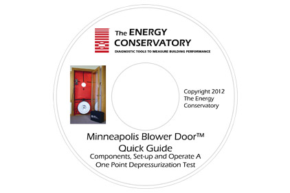 Blower Door Video Guide