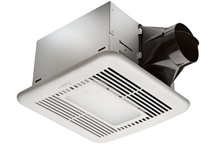 Bathroom Ventilation Fan/Light