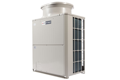 Mitsubishi Electric Cooling Amp Heating Vrf Zoning Outdoor